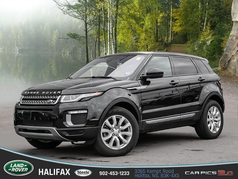 Certified Pre Owned 2017 Land Rover Range Evoque Se