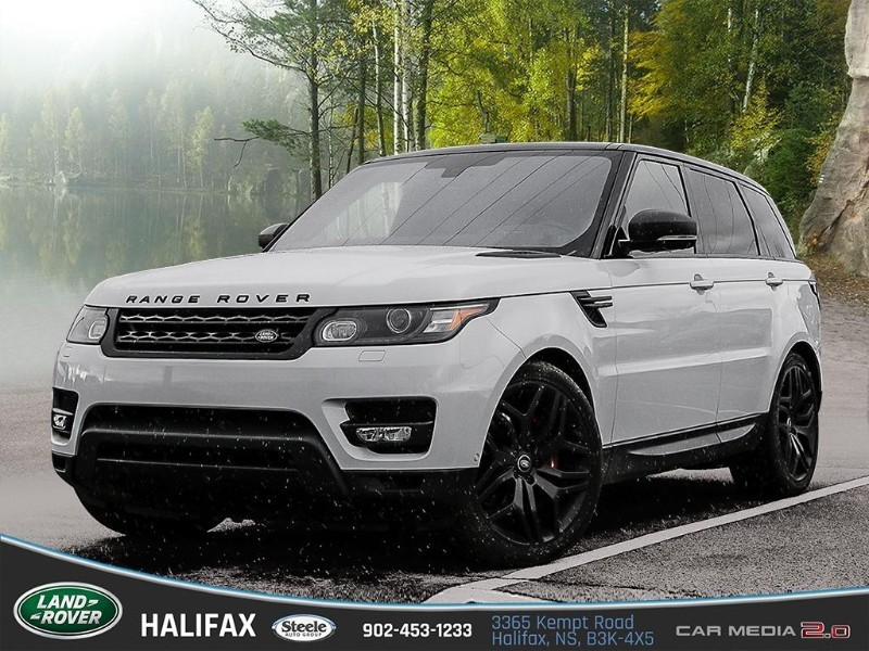 Pre-Owned 2016 land rover range rover sport v8 sc dynamic