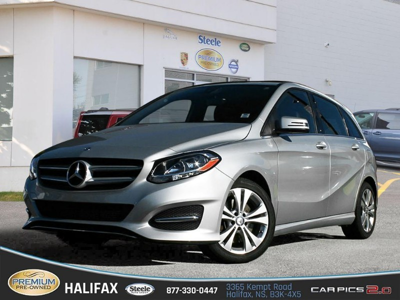 Pre Owned 2017 Mercedes Benz B Cl 250 Sports Tourer