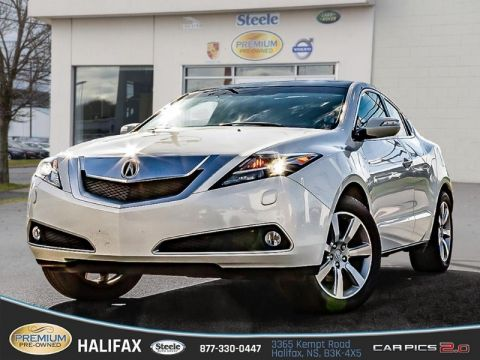 Pre-Owned 2011 acura zdx tech pkg
