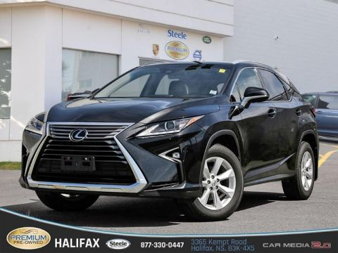 Pre-Owned 2017 lexus rx350