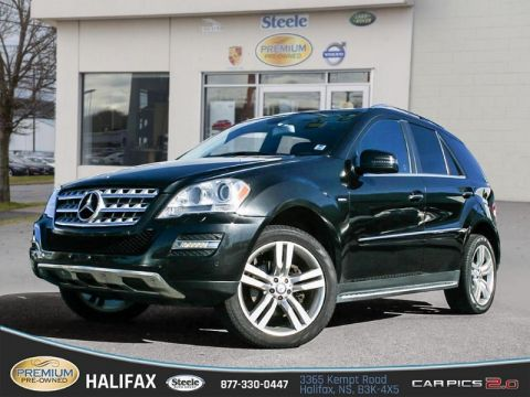 Pre-Owned 2011 mercedes-benz m-class ml 350 bluetec