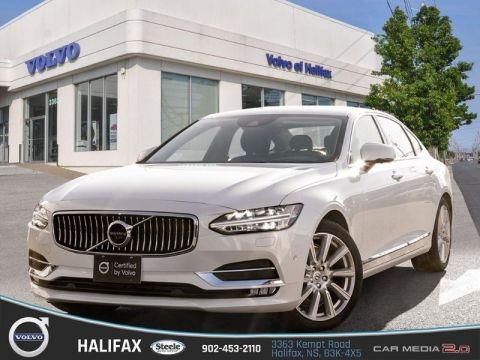 Certified Pre-Owned 2018 volvo s90 inscription