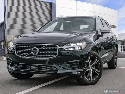 Certified Pre-Owned 2019 volvo xc60 r-design