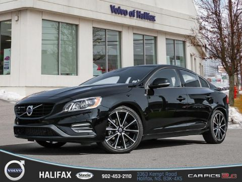 Certified Pre-Owned 2018 volvo s60 dynamic